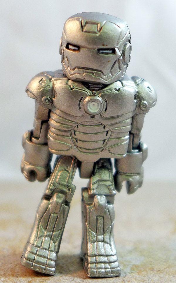 Mark II Iron Man Loose Minimate (Marvel Iron Man Hall of Armor Box Set)