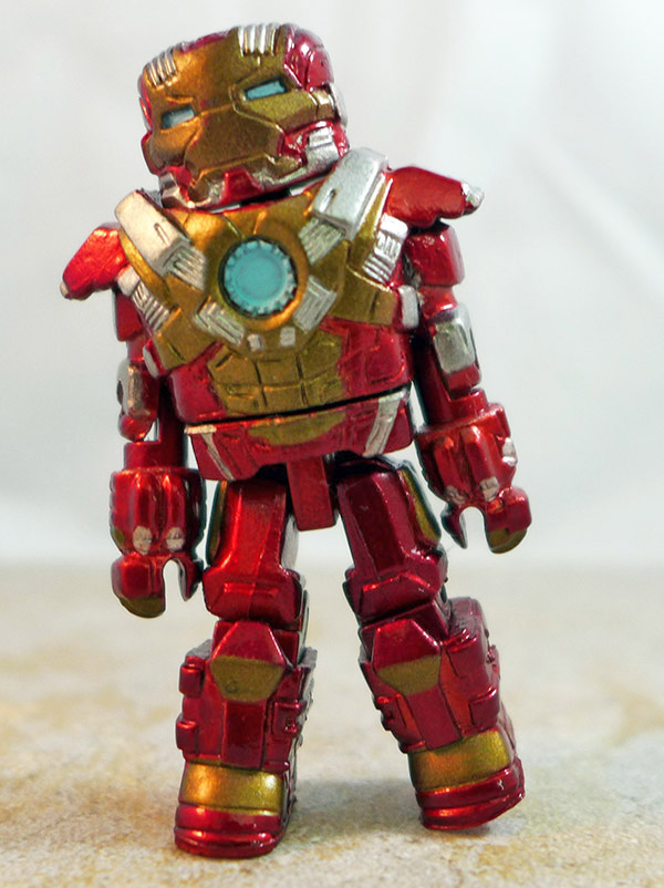Heartbreaker Iron Partial Loose Minimate (Marvel TRU Iron Man 3 Two Packs)