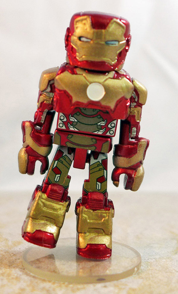 Iron Man Mark 42 Partial Loose Minimate (Marvel Wave 49)