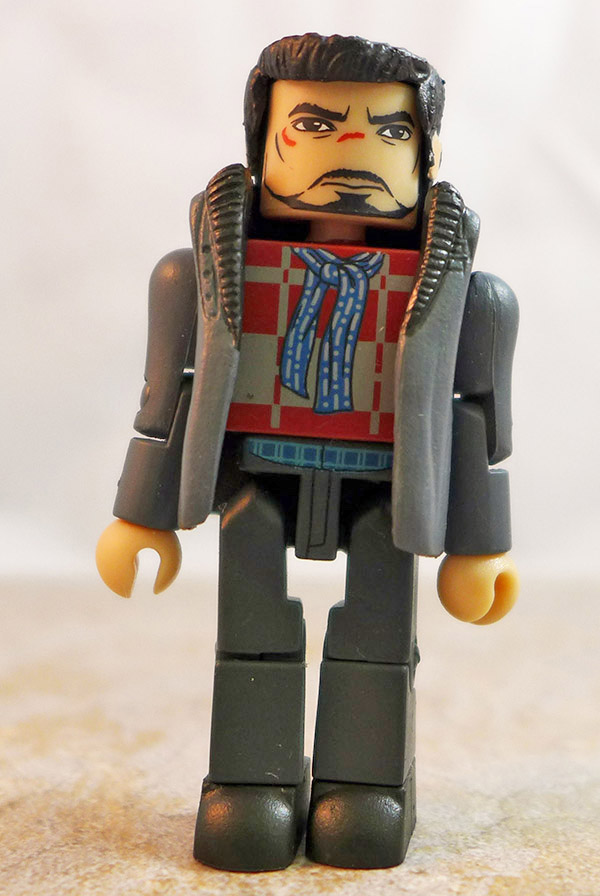 Cowboy Disguise Tony Stark Partial Loose Minimate (Marvel Wave 49(
