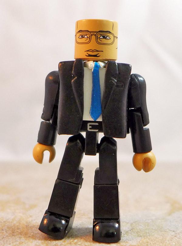 Agent Sitwell Loose Minimate (Marvel Wave 55)