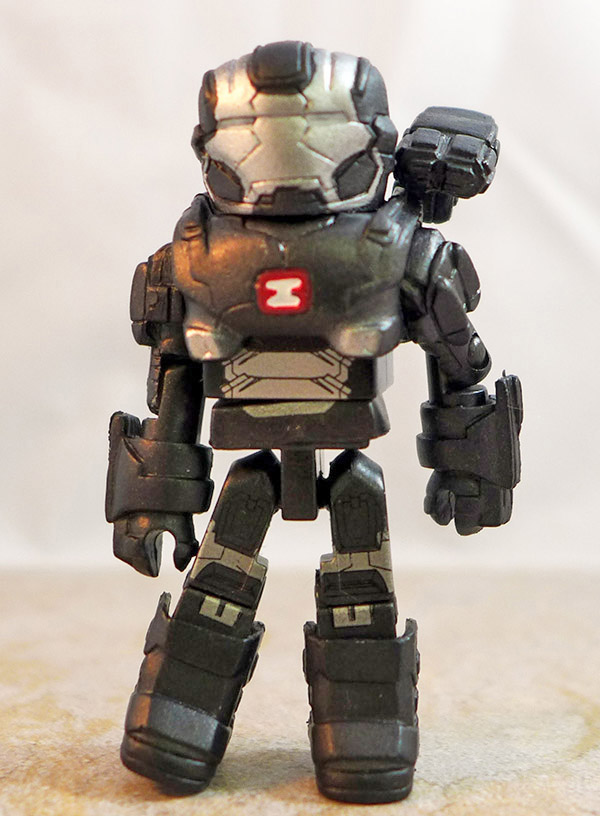 War Machine Loose Minimate (Marvel Avengers TRU Age of Ultron Wave 2)