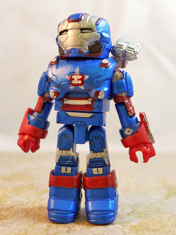 Iron Patriot Partial Loose Minimate (Marvel Wave 49)