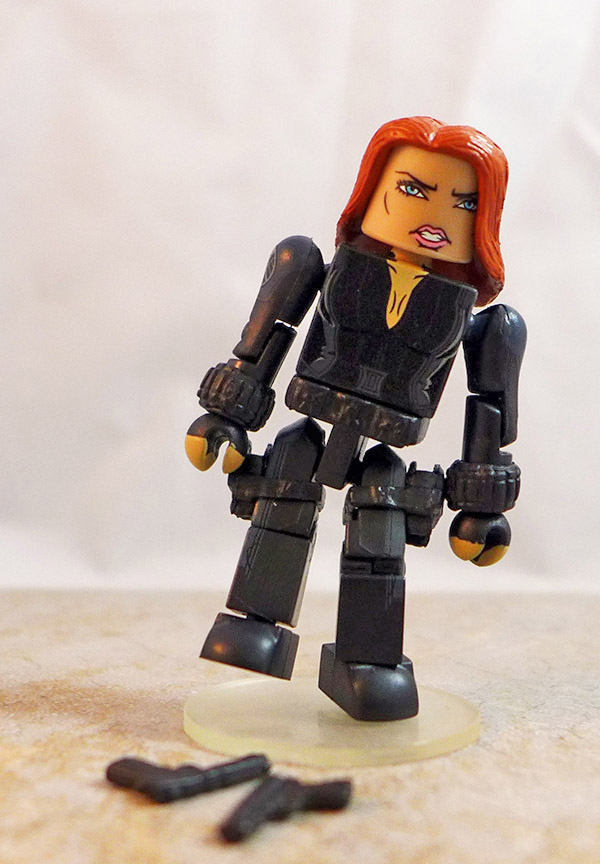 Black WIdow Loose Minimate (Marvel Wave 55)