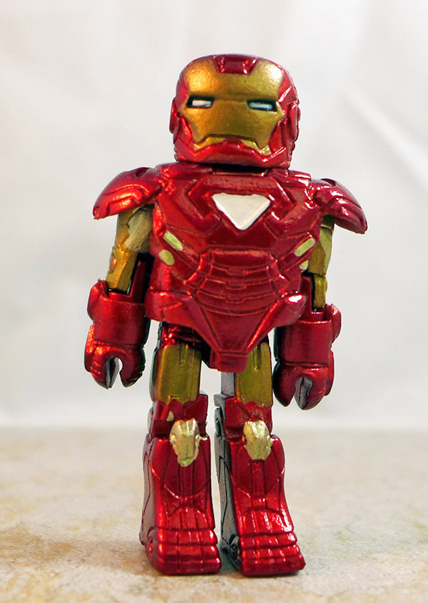 Mark VI Iron Man Loose Minimate (Marvel Iron Man Hall of Armor Box Set)