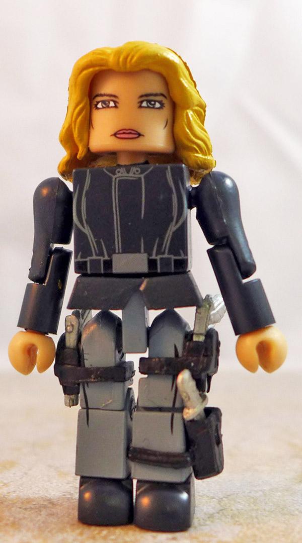 Agent 13 Loose Minimate (Marvel Wave 67)