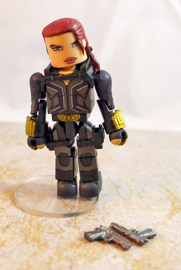 Black Widow Loose Minimate (Marvel Walgreens Black Widow Two Packs)