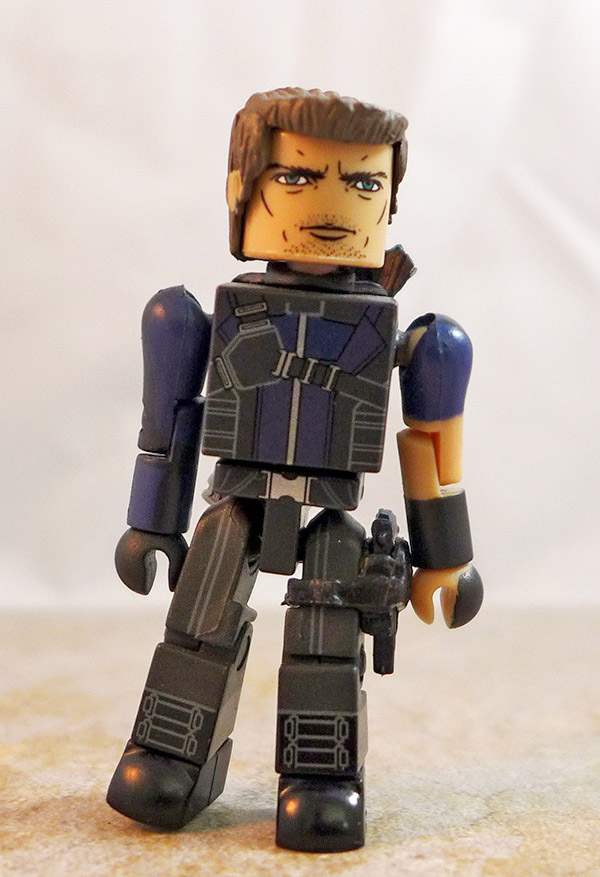 Hawkeye  Partial Loose Minimate (Marvel TRU Captain America: Civil War Wave 1)