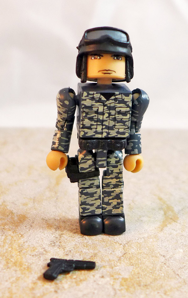 Guard Partial Loose Minimate (Marvel Wave 66)