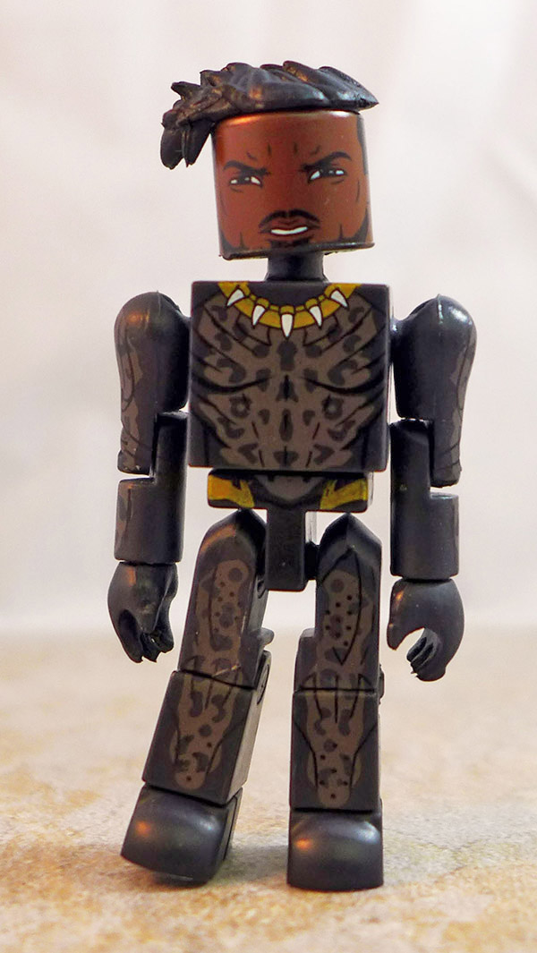 Killmonger Partial Loose Minimate (Marvel TRU Black Panther Two Packs)
