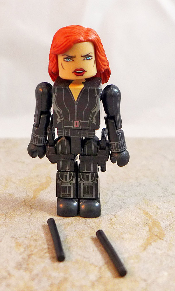 Black Widow Loose Minimate (Marvel TRU Captain America: Civil War Wave 2)