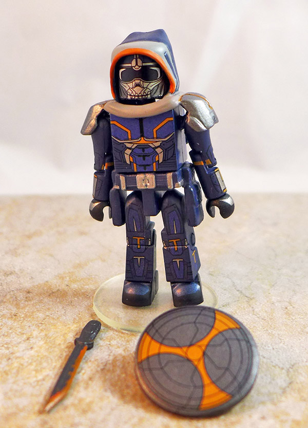 Taskmaster Loose Minimate (Marvel Walgreens Black Widow Two Packs)