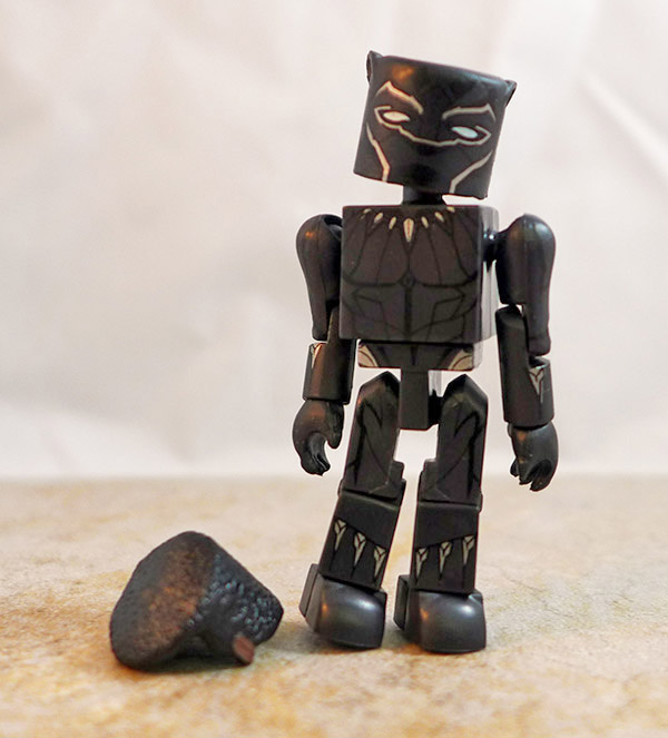 Black Panther Loose Minimate (Marvel Black Panther Box Set)