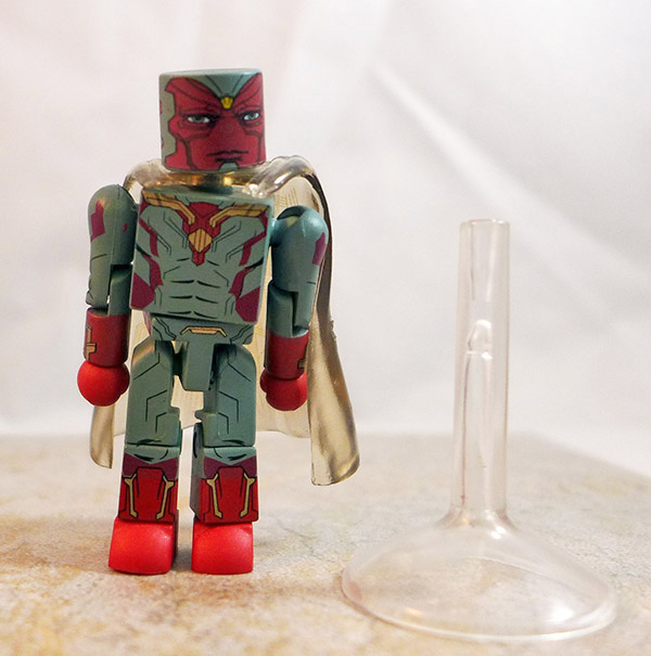 Vision Loose Minimate (Marvel TRU Captain America: Civil War Wave 1)