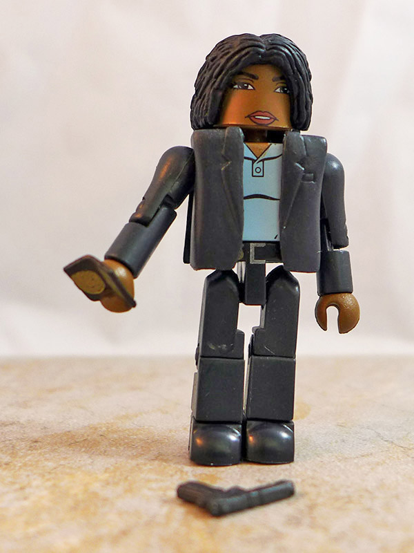 Misty Knight Loose Minimate (Marvel Luke Cage Netflix Box Set)