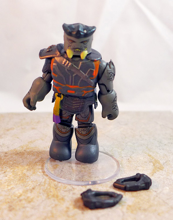 Cull Obsidian Loose Minimate (Marvel TRU Infinity War Wave 2)