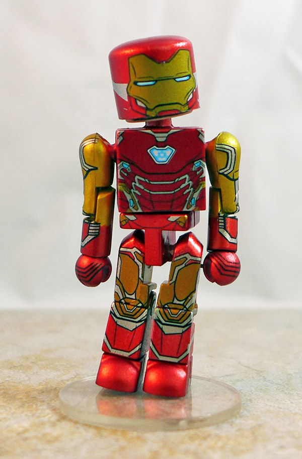 Iron Man MK 85 Partial Loose Minimate (Marvel Walgreens Avengers Endgame Two Packs)
