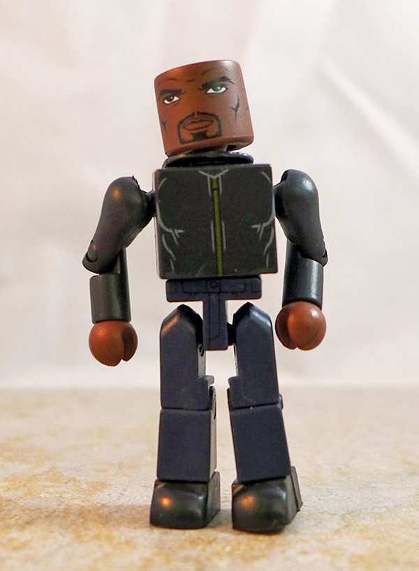 Luke Cage Partial Loose Minimate (Marvel Luke Cage Netflix Box Set)