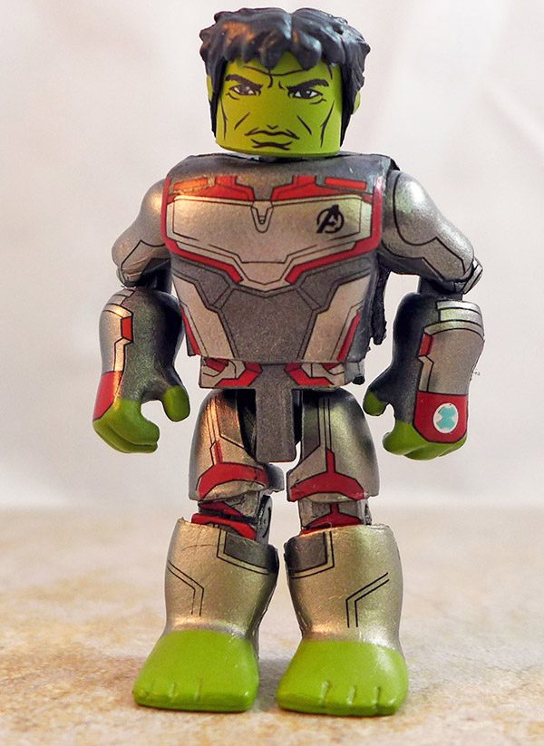 Avengers Team Suit Hulk Loose Minimate (Marvel Avengers End Game Box Set)