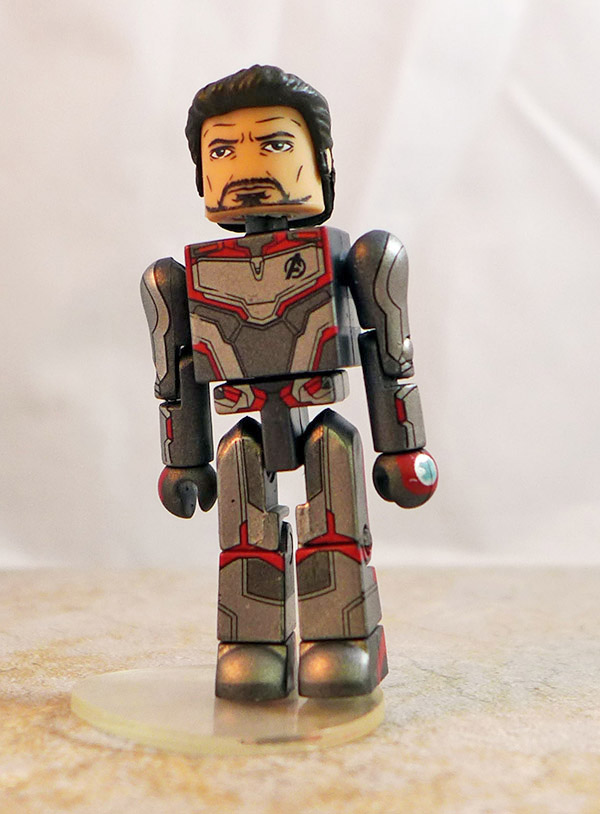 Avengers Team Suit Tony Stark Loose Minimate (Marvel Avengers End Game Box Set)