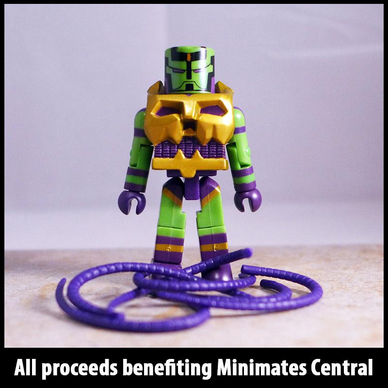 Brainiac Loose Minimate