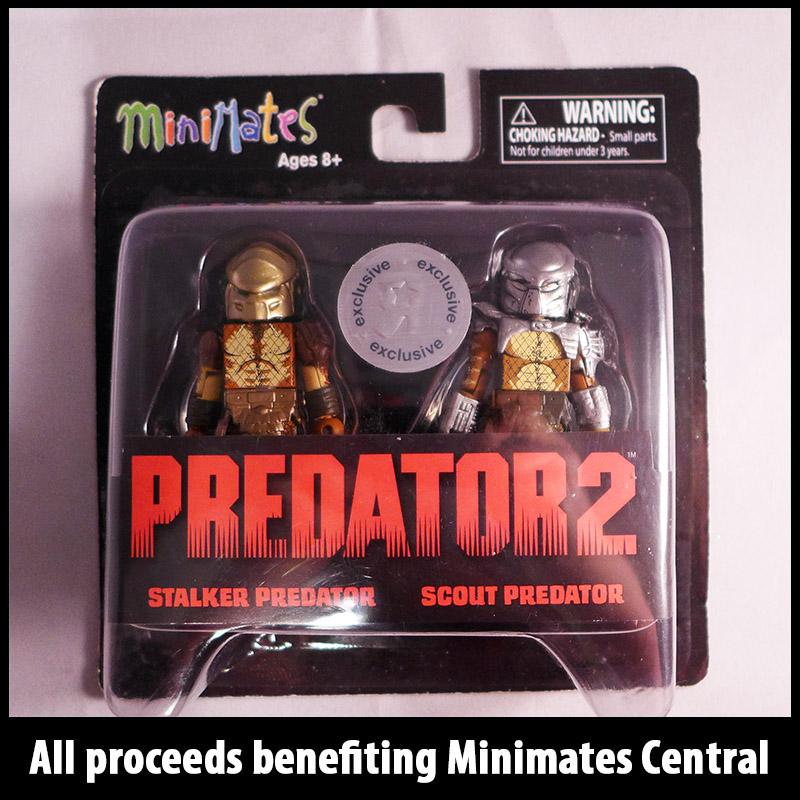 Stalker Predator & Scout Predator TRU Exclusive 2-Pack