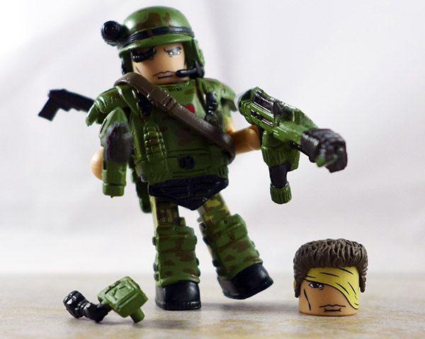 Cpl. Hicks Loose Minimate (Aliens Series 1)