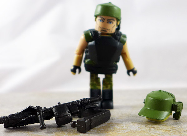 Pvt. Drake Partial Loose Minimate (Alien Series 1)