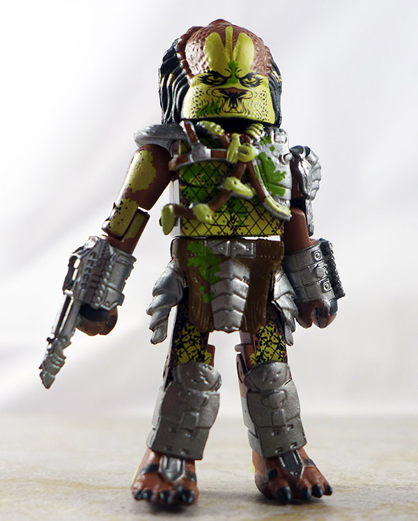 Battle-Damaged Predator Loose Minimate (Predator TRU Series 1)