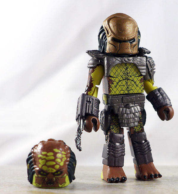 City Predator Partial Loose Minimate (Predator Series 1 Blind Bags)