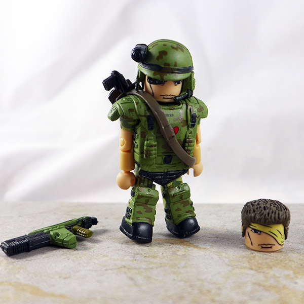 Cpl. Hicks Partial Loose Minimate (Aliens Series 1)