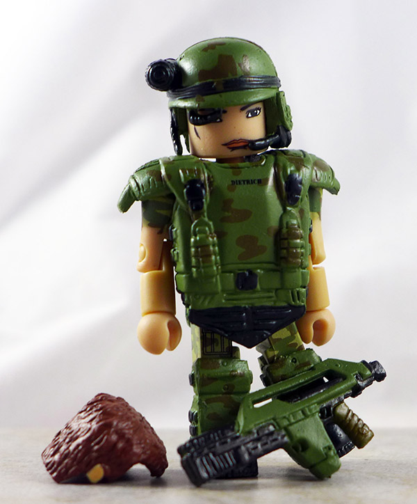 Cpl. Dietrich Partial Loose Minimate (Aliens Series 1)