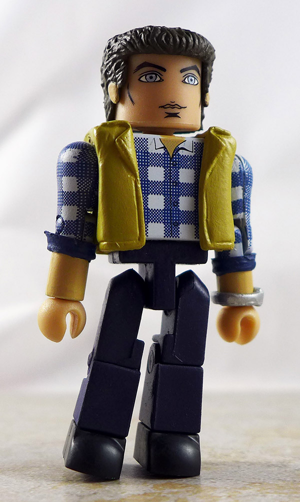 Carter Burke Loose Minimate (Aliens Single Packs)