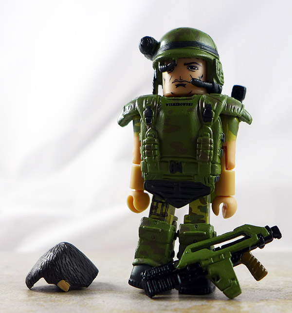 Pvt. Wierzbowski Loose Minimate (Aliens Single Packs)