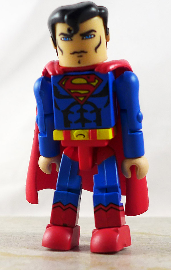 Superman Loose MInimate (DC Series 1)