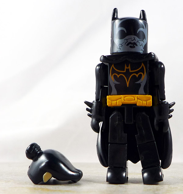 Batgirl Loose Minimate (DC C3 Mini Flyers)
