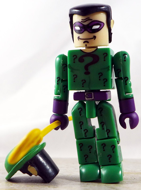 Riddler Loose MInimate (DC C3 Mini Flyers)