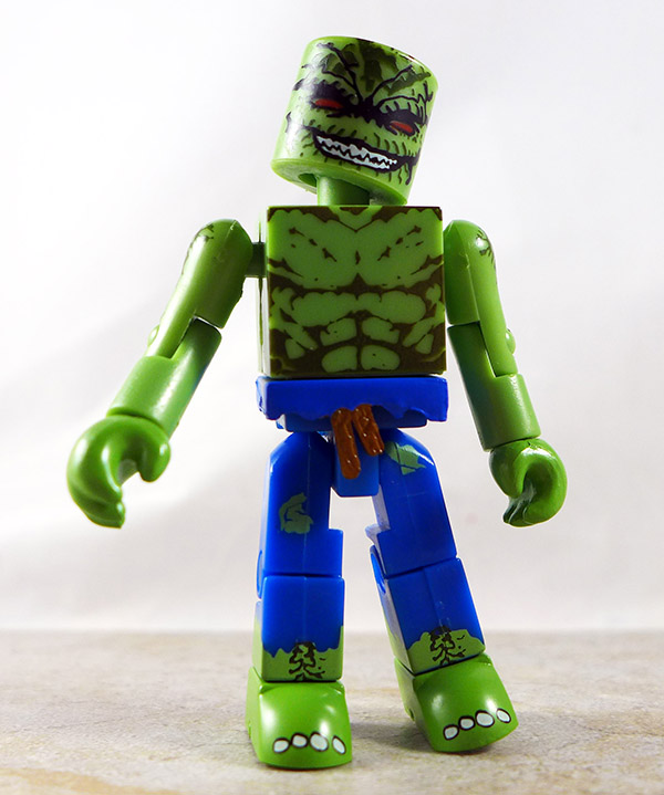 Killer Croc Loose Minimate (DC Series 3)