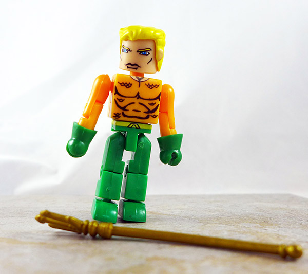Aquaman Loose MInimate (DC Series 3)