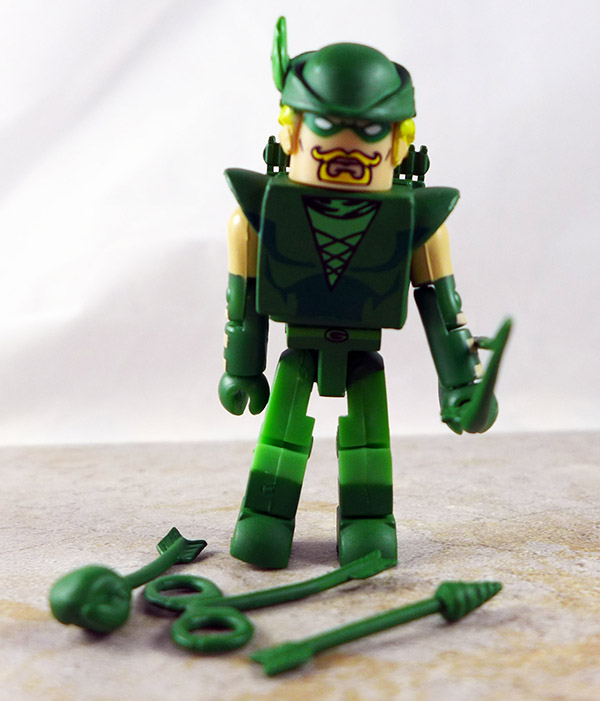 Green Arrow Loose Minimate (DC Series 3)