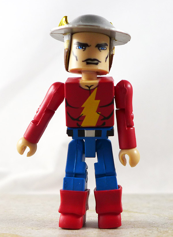 Golden Age Flash Loose Minimate (DC Series 4)