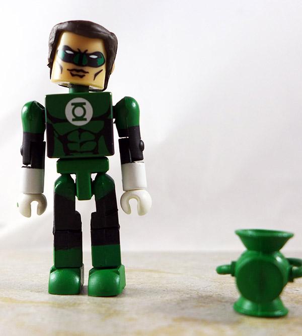 Green Lantern Hal Jordan Loose Minimate (DC Series 1)