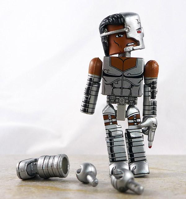 Cyborg Loose Minimate (DC Series 8)