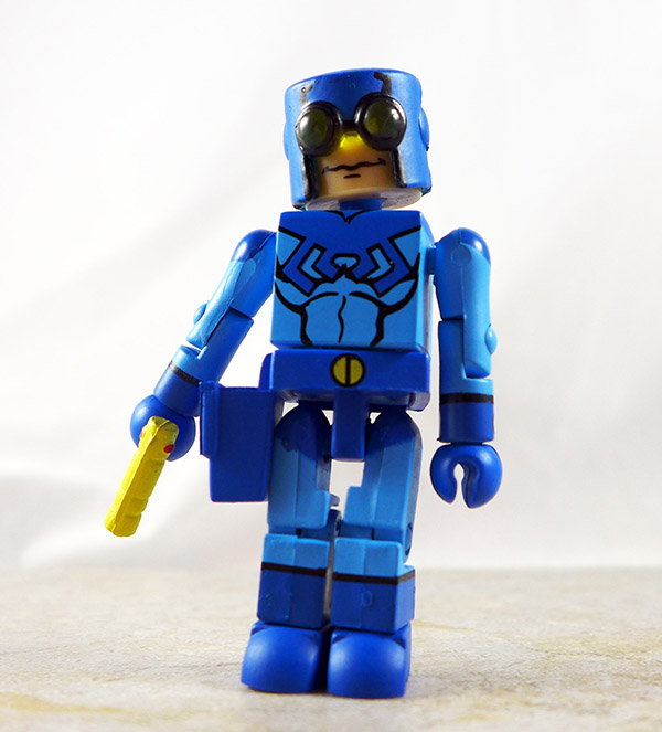 Blue Beetle Loose Minimate (DC Series 2)