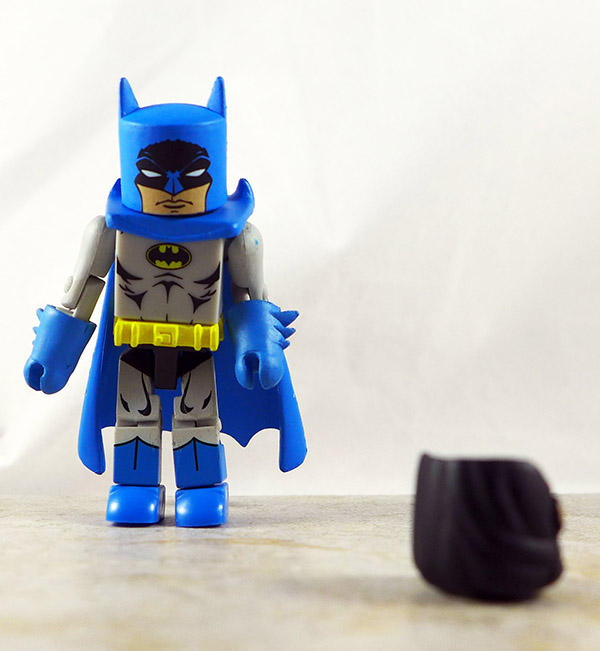 Batman Loose Minimate (DC Series 7)