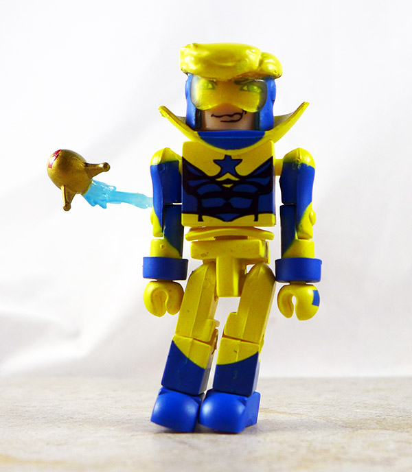 Booster Gold Loose Minimate (DC Series 2)