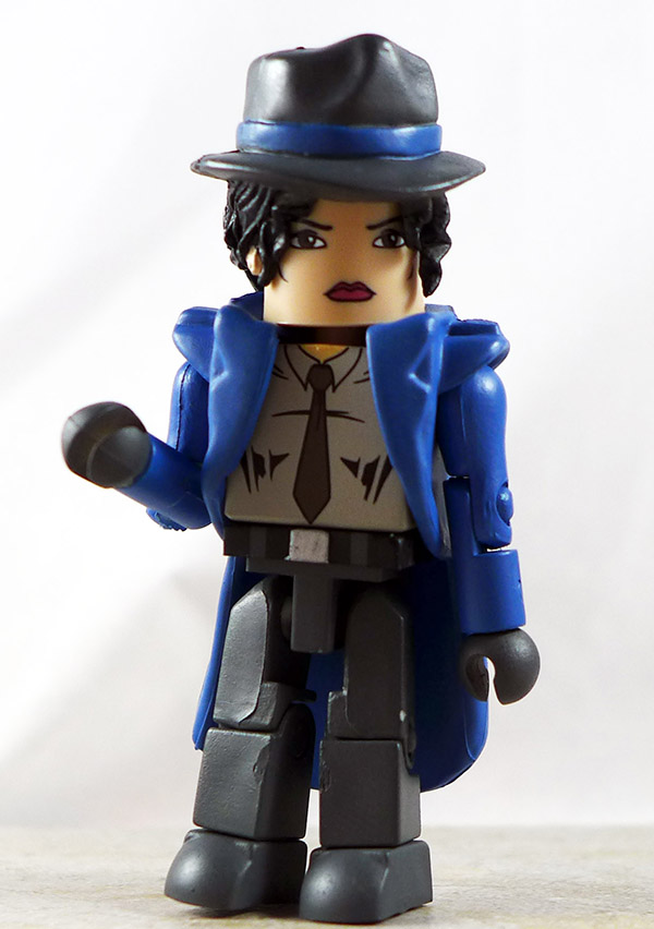 The Question (Modern) Loose MInimate (DC Series 8)