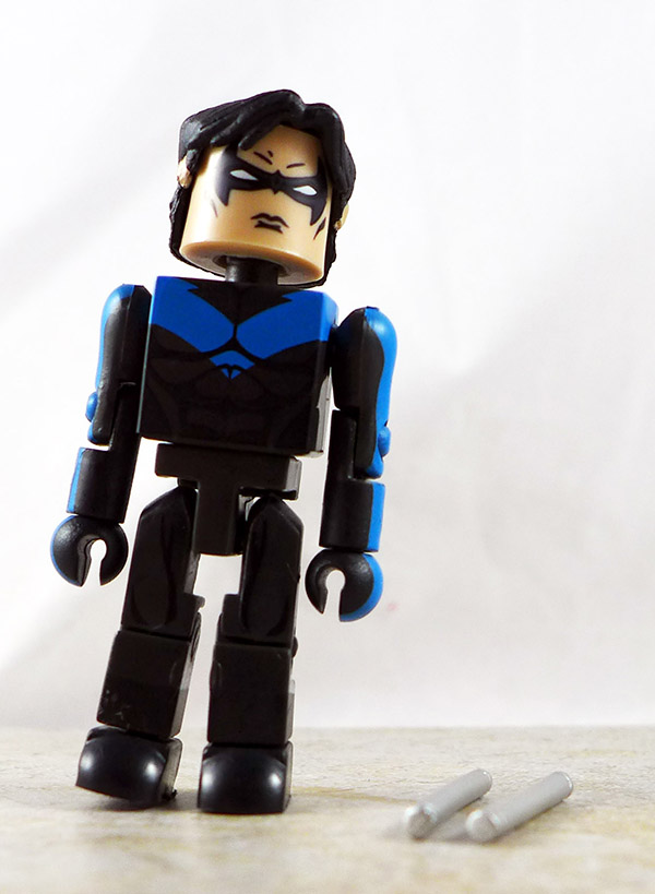Nightwing Loose Minimate (DC Series 7)