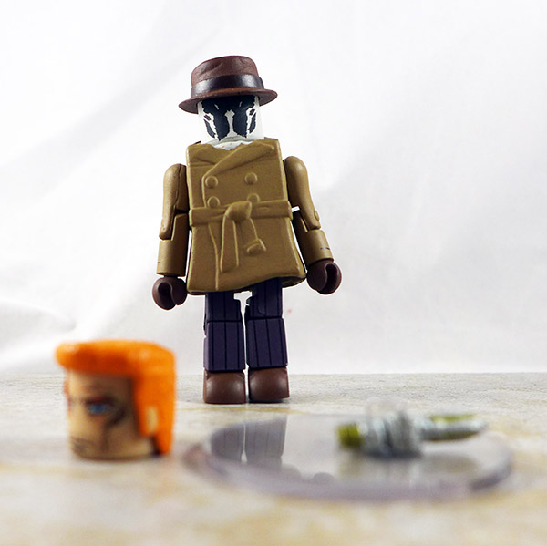 Rorschach Loose Minimate (Watchmen TRU Two Packs)
