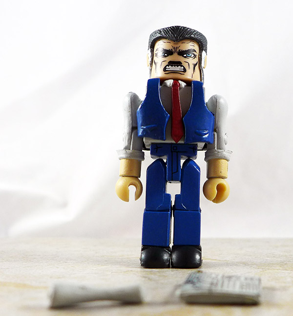 J. Jonah Jameson Partial Loose Minimate (Marvel Wave 43)